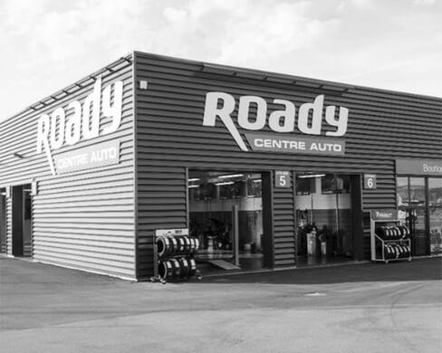 façade Roady