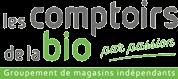 Logo les comptoirs de la bio