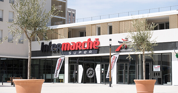 Carte Intermarche Belgique.Intermarche Un Modele Unique Producteurs Commercants
