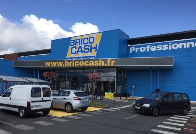 La franchise Brico Cash, enseigne du Groupement Les Mousquetaires