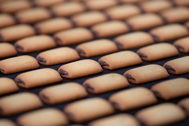 Filet bleu sablé chocolat